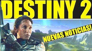 Destiny 2: VUELVE LA SIVA! Plan de Contenido! Cross Game Items con Overwatch, Cross Save y MAS!