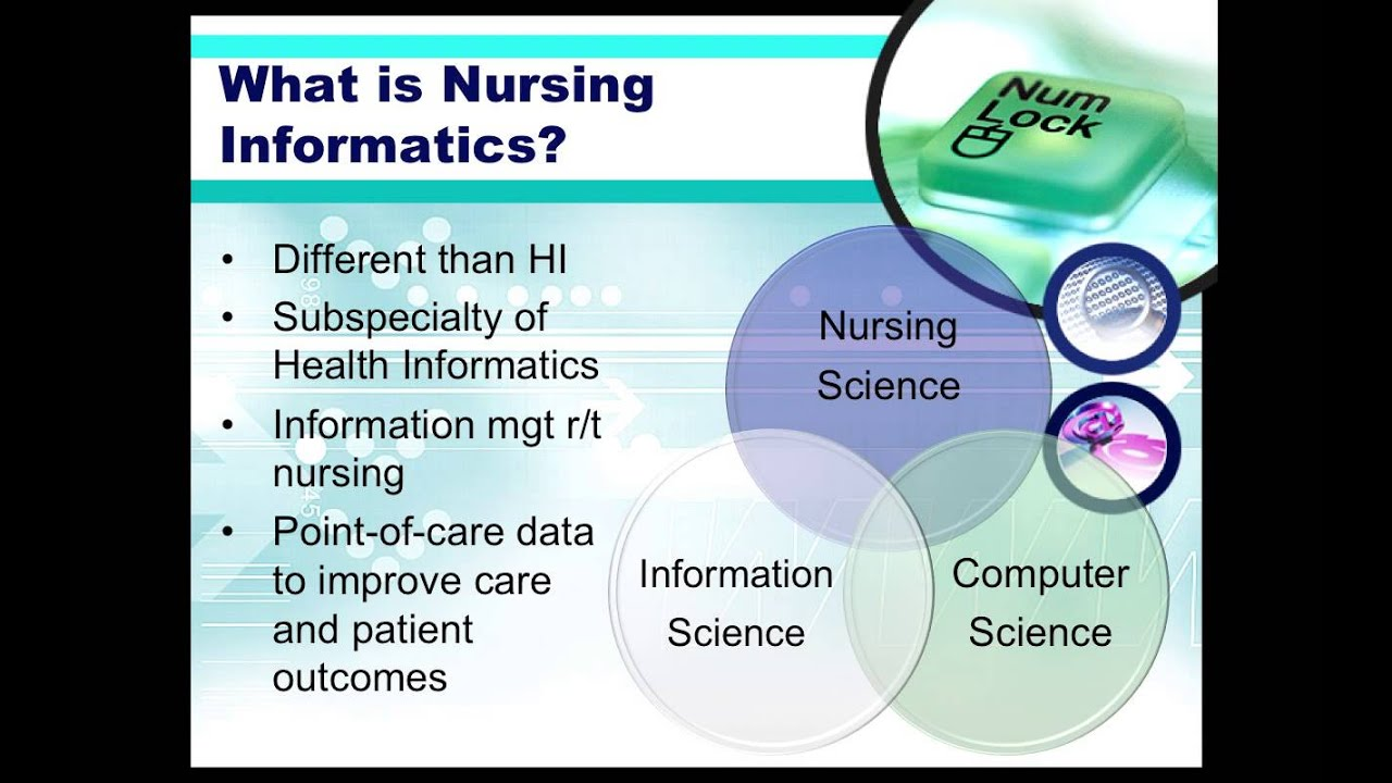 Nursing Informatics Working Group