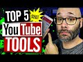 Best YouTube Tools To Grow Your Channel In 2017