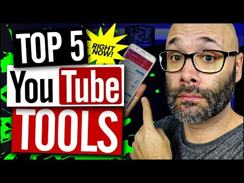 Best YouTube Tools To Grow Your Channel
