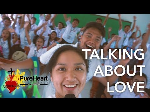 Talking about Love in Negros Oriental, Philippines!
