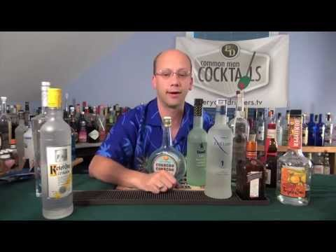 How To Stock Your Bar With Spirits