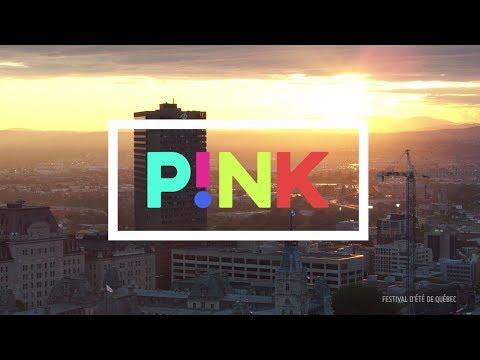 PINK - FEQ 2017