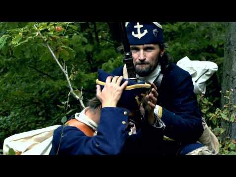 French and Indian War - Ptenský Dvorek 2013