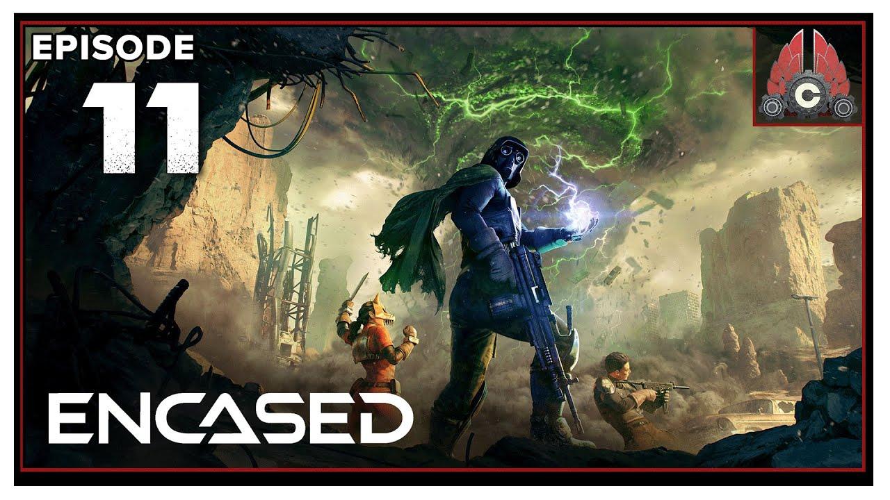 CohhCarnage Plays Encased - Episode 11