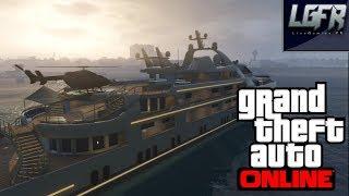 GTA Online | j'achete un Yacht de Luxe [L'Aquarius]
