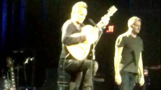 Sting with Joe Sumner - Heading South On The Great North Road (The Fillmore Philly) 3/11/17