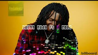 young nudy ft j cole mo waver type beat