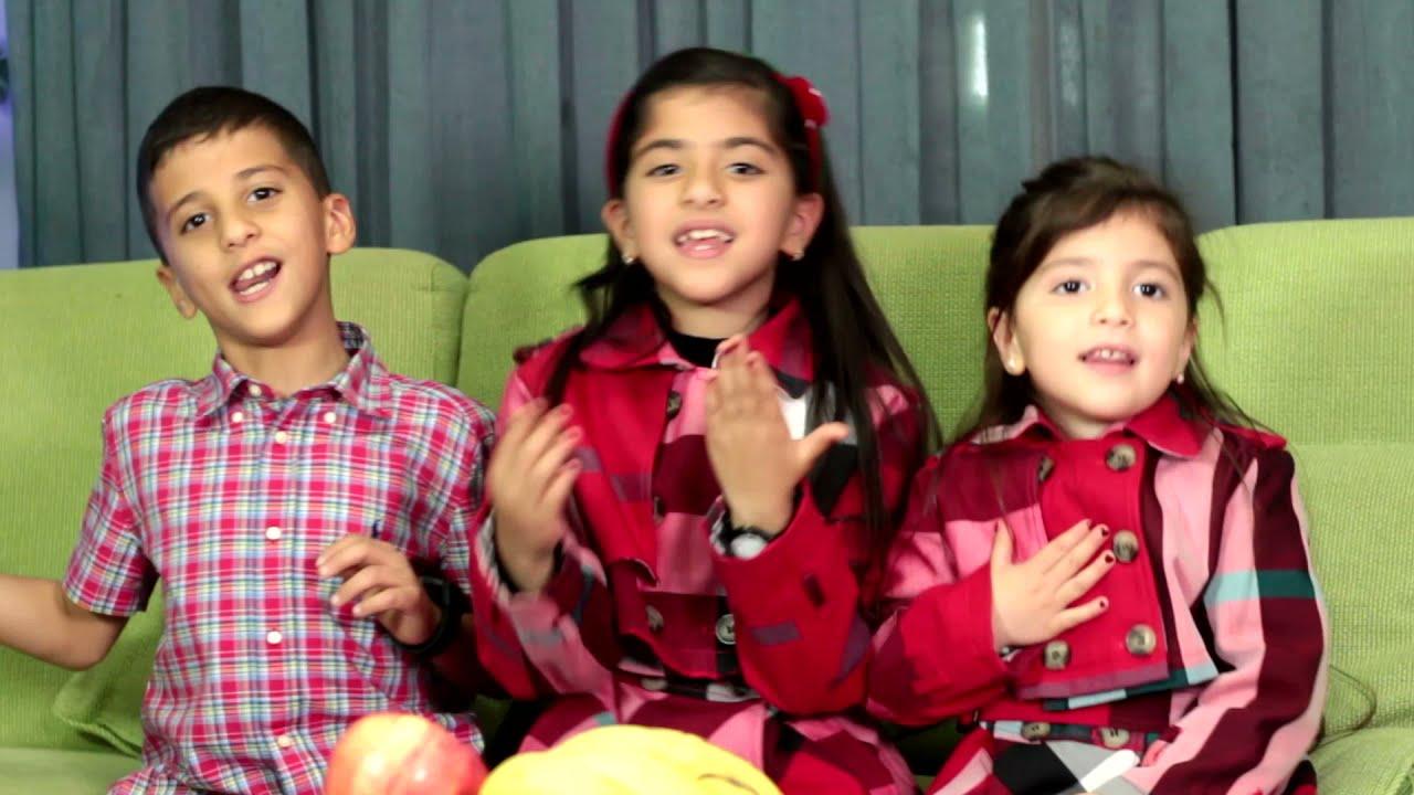 ماما هي الحبّ - للطفلة ميرا رامي - توزيع وهندسة صوتية : ايمن رمضان
