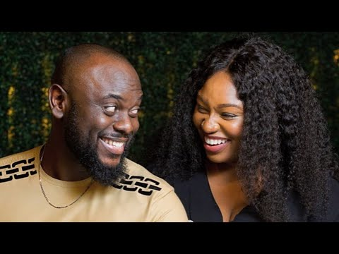 Download Skinny Girl in Transit's Actor, Mide treats Wife Out for Her Birthday in Lagos