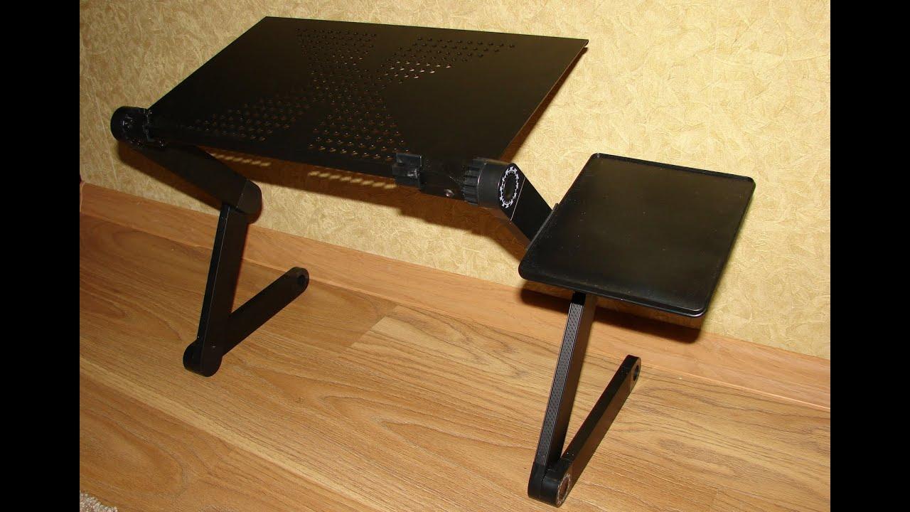 Лучший столик для ноутбука складной трансформер массажер casada maxiwell iii