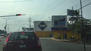 Grupo vandálico, saquea Bama de Pensiones en Coatzacoalcos