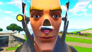 Masked Skins Face Reveal | Fortnite Battle Royale😲