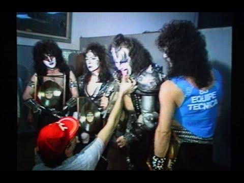 QUEM KISS TEVE - DOCUMENTÁRIO - 1983