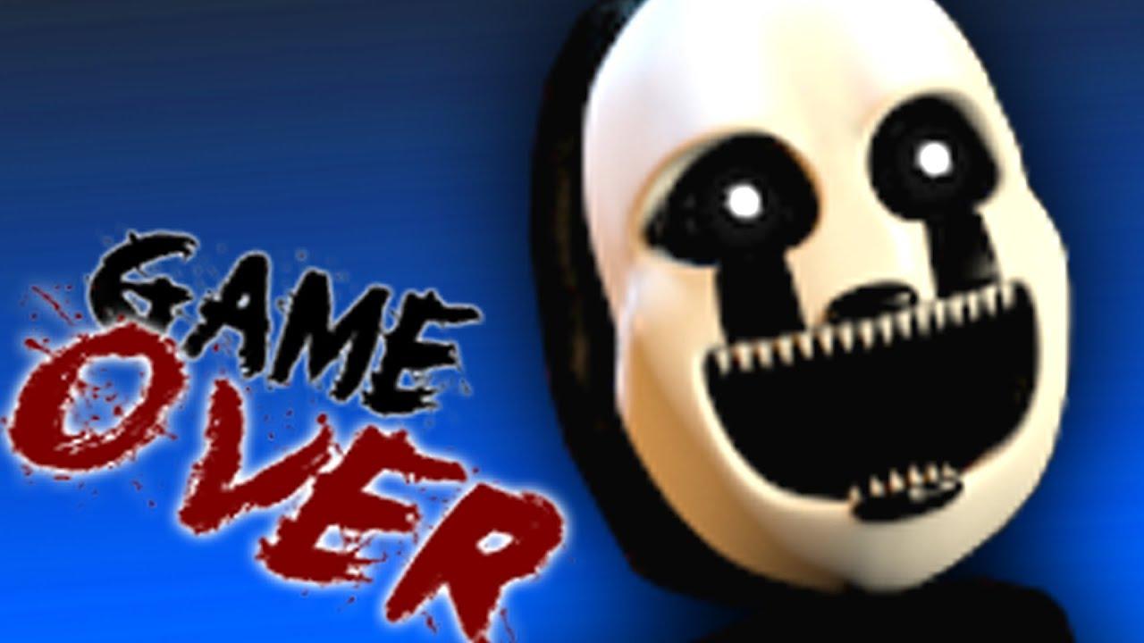 NIGHTMARE MODE! (Night 7) FNAF 4 Halloween Update (Five Nights At