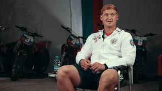 Трейлер фильма о сборной России по мотоболу.