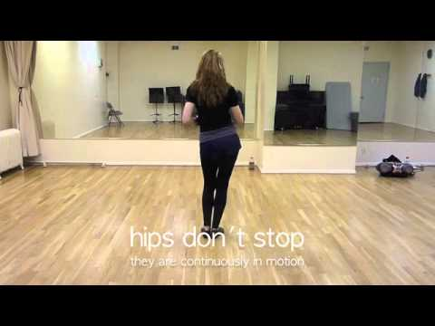 Salsa Dancing Tips - Hips!