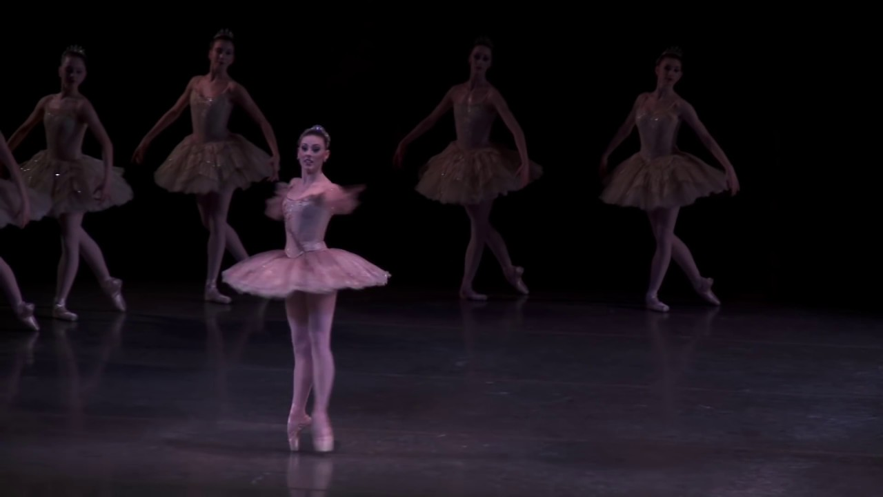 Tiler Peck on THE SLEEPING BEAUTY: Anatomy of a Dance
