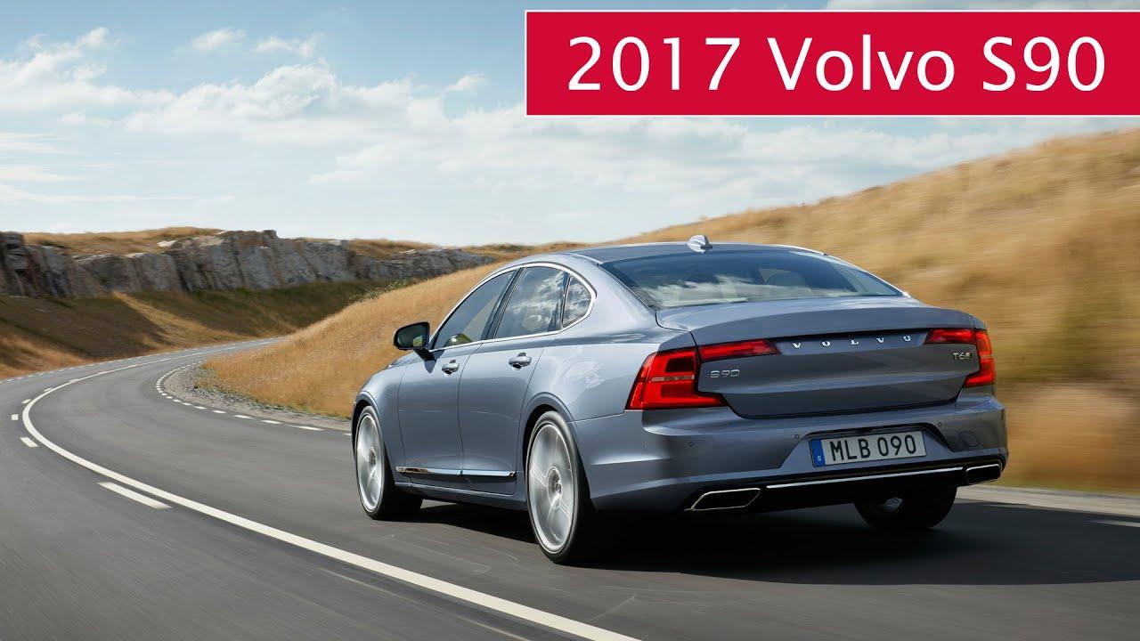 Vorstellung: Die Neue Volvo S90 Limousine (Daten+Fakten