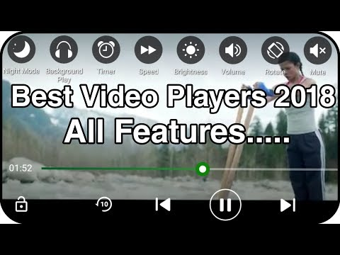 Best Video Player for Android 2018 | Video player for Android all format....