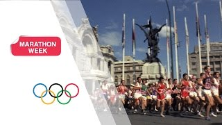 Mexico 1968 Olympic Marathon   Marathon Week