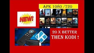20 x Better Then Kodi* APK 1080 720 P HD