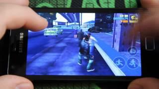 Обзор игры Grand Theft Auto 3 для Android (SGS2)