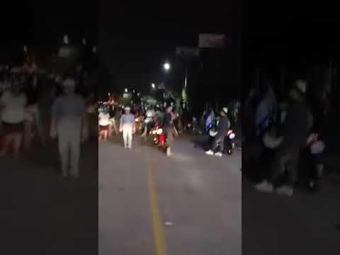 Protestas universitaria upoli Nicaragua