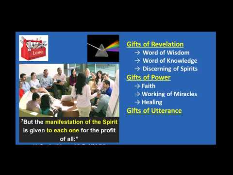 Ministry Gifts: Equippers