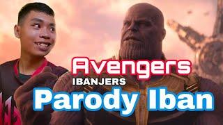 Avengers Parody Iban - Filem Pandak Iban Lucu - IBANJERS