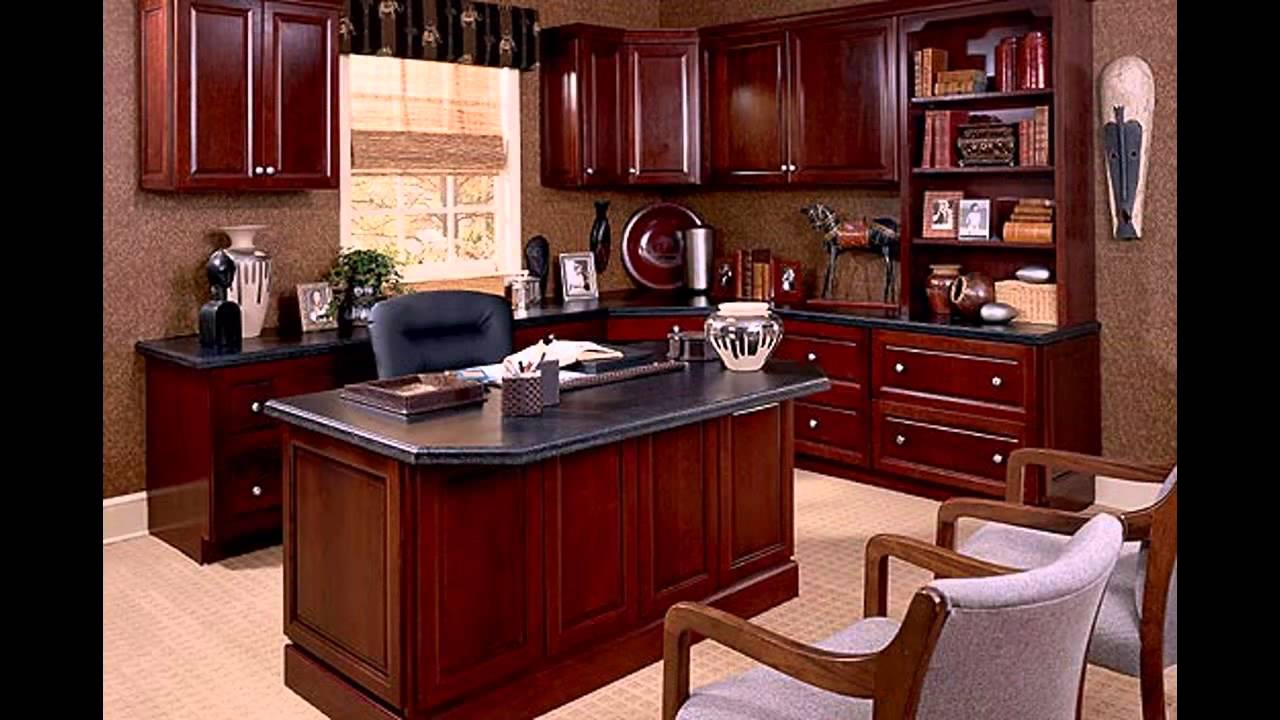 Cool home office ideas - YouTube