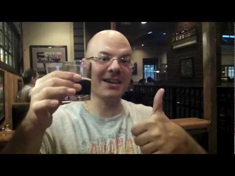 Dogfish Head Alehouse Fairfax VA DJs BrewTube Beer Review ON LOCATION #194 - 200
