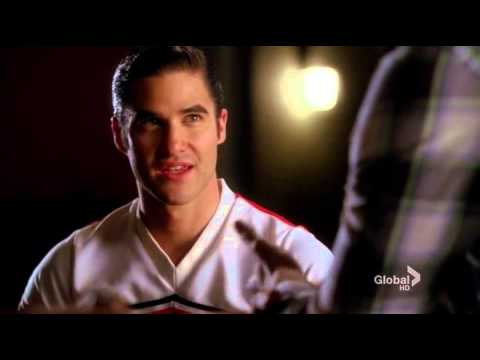 Glee Season 04 - Blaine Has A Thing For Sam