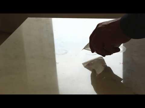 C mo quitar manchas de corrosi n de cido muri tico y r for Como quitar las manchas del marmol beige