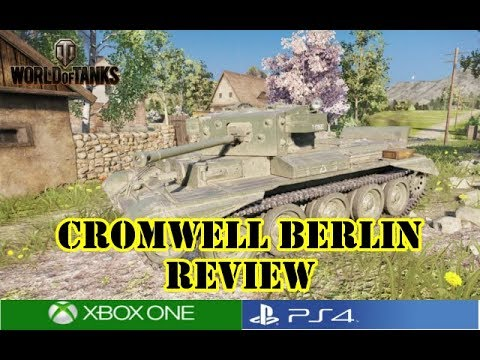 World of Tanks - Cromwell Berlin Review