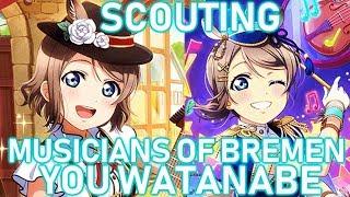 Video Sealynn Scouts: Town Musicians of Bremen You Watanabe UR (Love Live!: School Idol Festival) download MP3, 3GP, MP4, WEBM, AVI, FLV November 2018