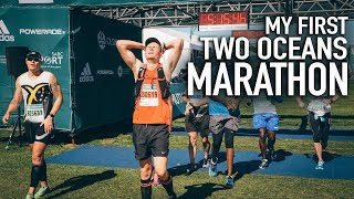 WHY I RUN: MY FIRST TWO OCEANS MARATHON!