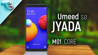 Samsung Galaxy M01 Core- Pros and Cons. Detailed Review after use.