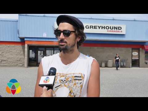Greyhound passengers react to the cancellation of Western Canada routes