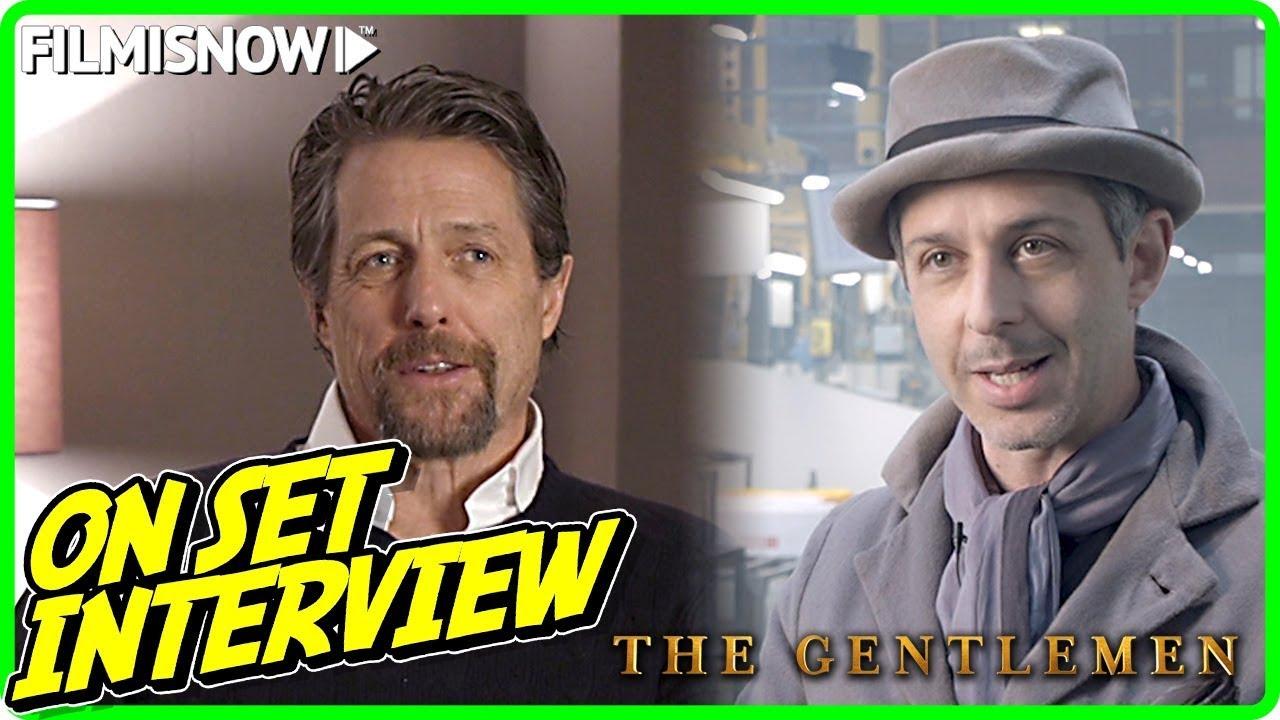 THE GENTLEMEN | Hugh Grant