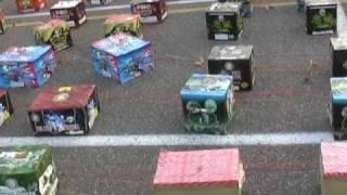 Leetsdale Fireworks Display..Full Length thumbnail