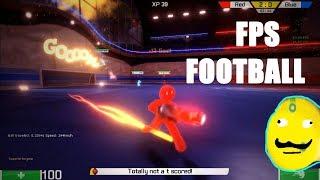 First Person FOOTBALL | SupraBall