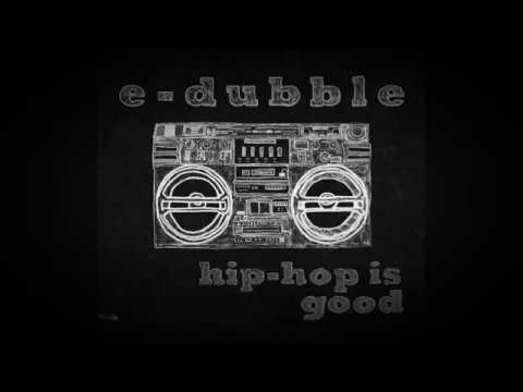 Drinking with my headphones on -edubble