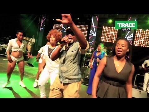 Koffi Olomide- Selfie Live au Gabon (avec Josey, Charlotte Dipanda et Cindy Le Coeur)