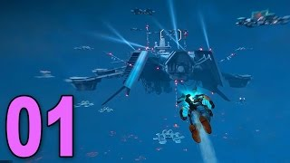 Just Cause 3 Sky Fortress DLC - Part 1 - IRON MAN! (Let