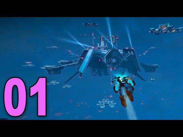 Just Cause 3 Sky Fortress DLC - Part 1 - IRON MAN! (Let's Play / Walkthrough / Gameplay)