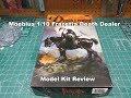Moebius 1/10 Frazetta Death Dealer Model Kit Review 961