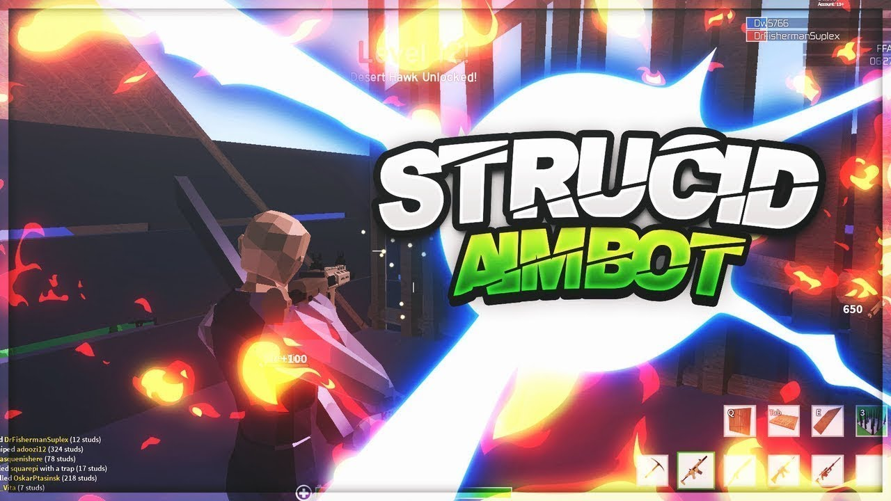 Roblox Strucid But Everyone is Hacking - YouTube