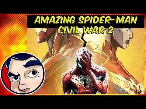 "Amazing Spider-Man ""Civil War 2"" ANAD Complete Story"