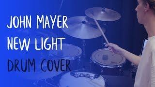 Download Lagu John Mayer - New Light Drum Cover Mp3